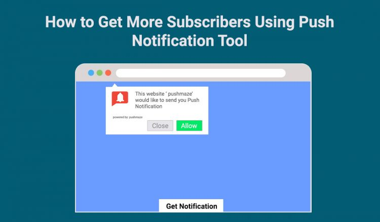 Get more subscriber using mergenotify